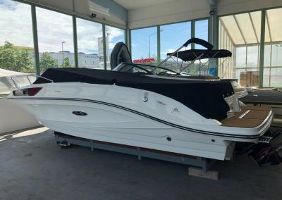 Sea Ray 230 SSE - 2019 (30)